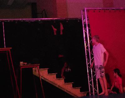 Stage de Paques 2014