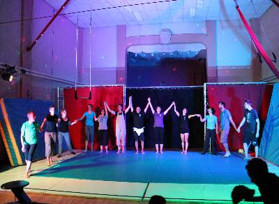 Spectacle adulte 2014